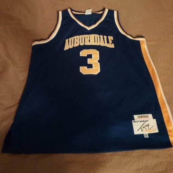 41c05de4a Adidas Other - Tracy McGrady Auburndale High Jersey